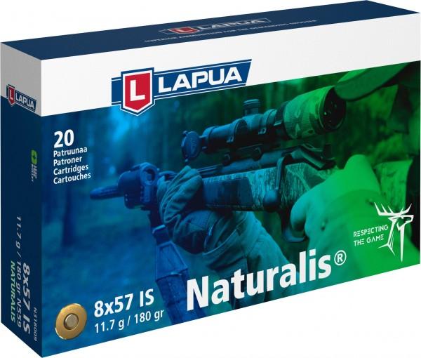 Lapua Naturalis 8x57 IS