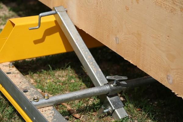 Frontier OS 23 Log Dog Clamping Kit