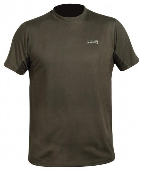 Hart Herren-T-Shirt Crew-S