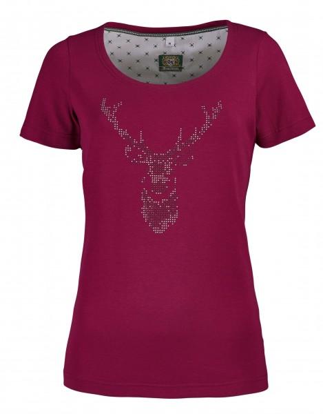 OS-Trachten Damen-T-Shirt