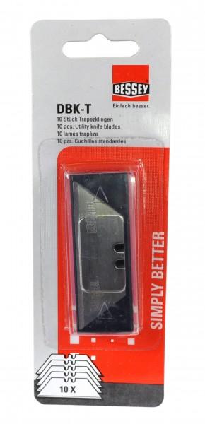 Bessey Ersatz-Trapezklingen für Cutter-Messer Nr. 50-099