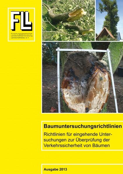 Document illustré des directives de contrôle des arbres 2013