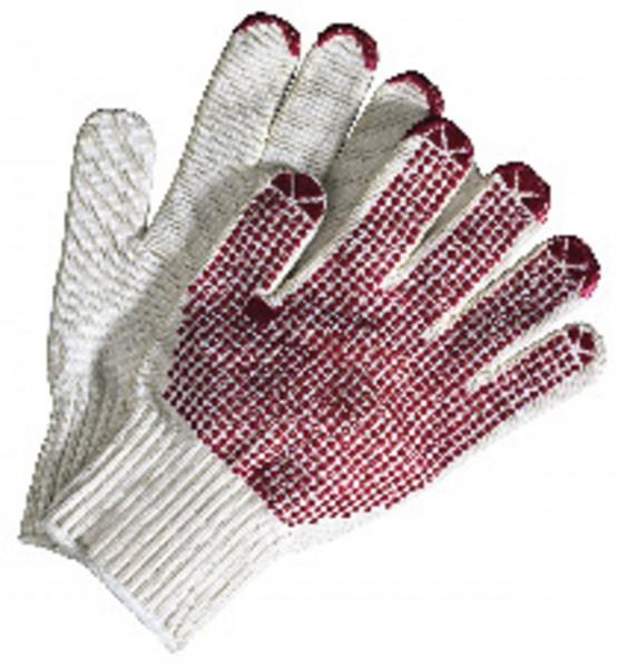 Bison Handschuhe Superstrick mit Noppen