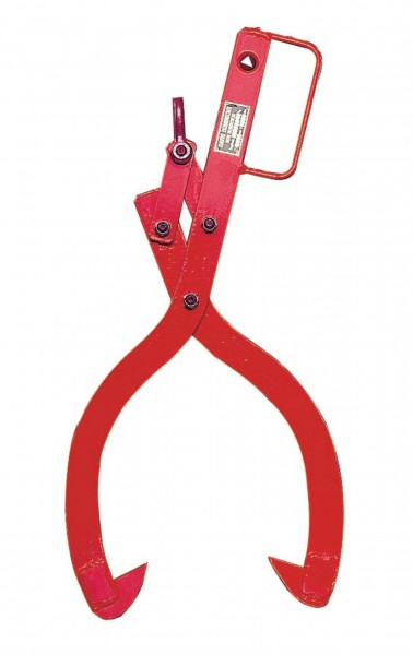 Logging Tongs with 4-way Safety System