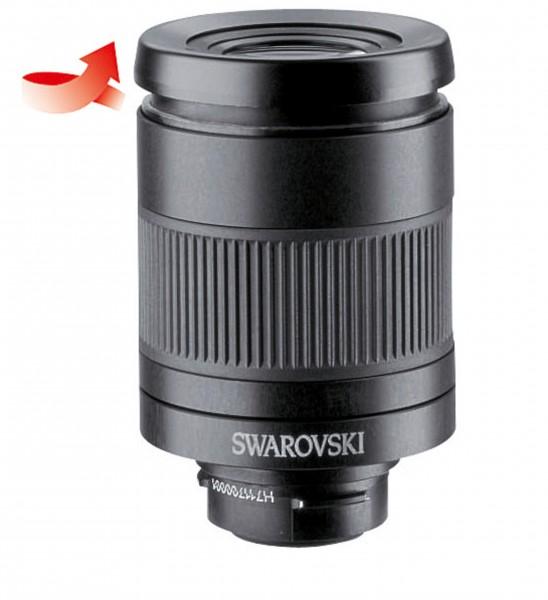 Swarovski Optik Oculaires grand angle zoom oculaire 25-50xW