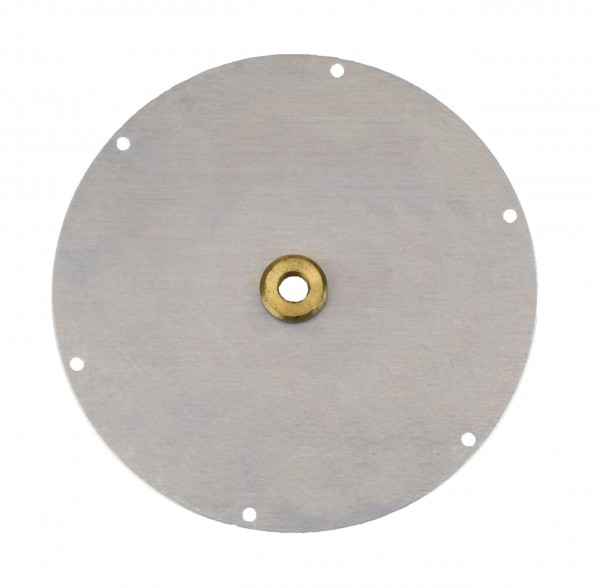 Cover plate with bearing