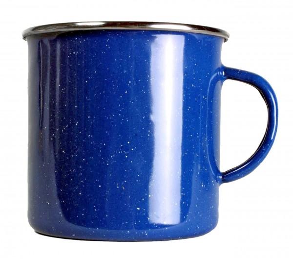 Kaffeetasse aus Emaille