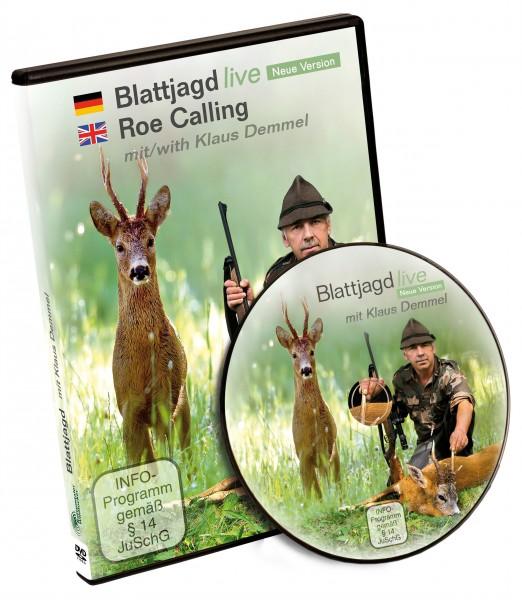 DVD Blattjagd mit Klaus Demmel