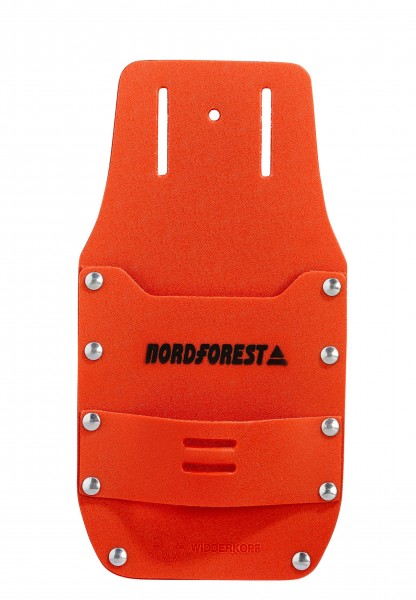 Combination Holster for Tongs, Hooks or Wedges