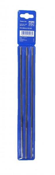 CHAIN SHARP CS-X Rundfeile, 3,2 mm
