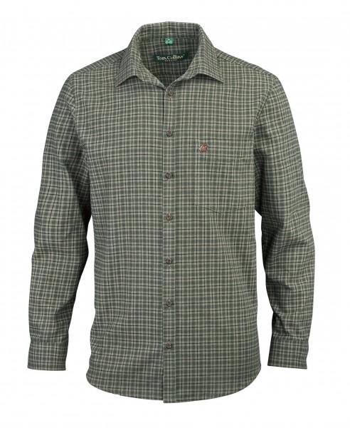 Tom Collins Herren-Langarmhemd