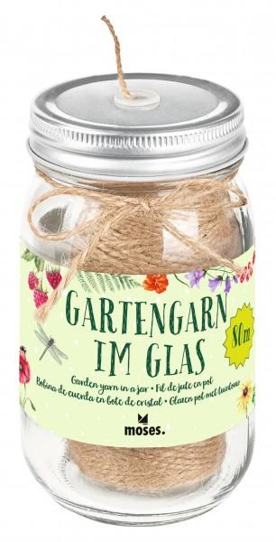 Filet de jardin dans le verre