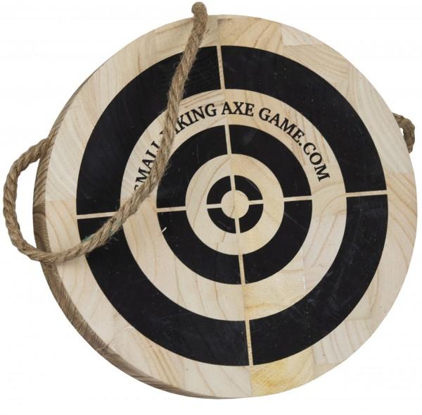 Zielscheibe für Axt-Wurfspiel