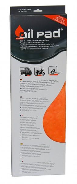 OilPad Outdoor Umweltschutzmatte