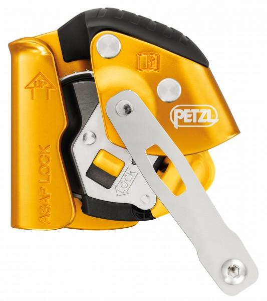 Petzl Mitlaufendes Auffanggerät ASAP Lock 2018