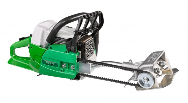 EDER Curved Planer with Drive Motor
