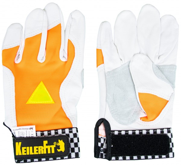 Handschuhe Keiler Fit Orange