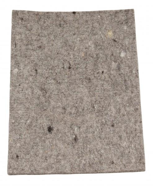 Filz-Sitzkissen aus Heidschnuckenwolle