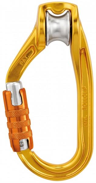 Petzl Karabiner Rollclip A Triact-Lock