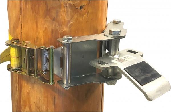 Portable Winch Baumhalteplatte für Spillwinden