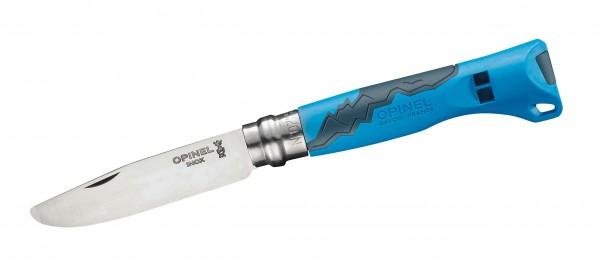 Opinel Messer Junior mit Signalpfeife