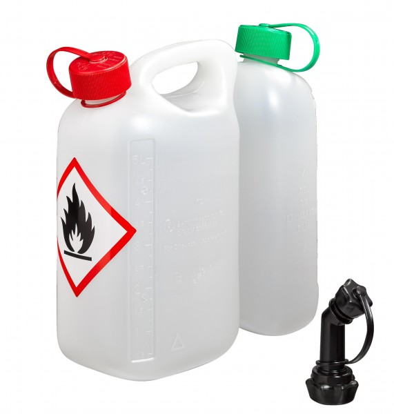Eco Combi-Canister