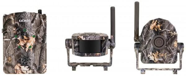 Dörr Funk-Wildbewegungsmelder-Set HA-300 camouflage