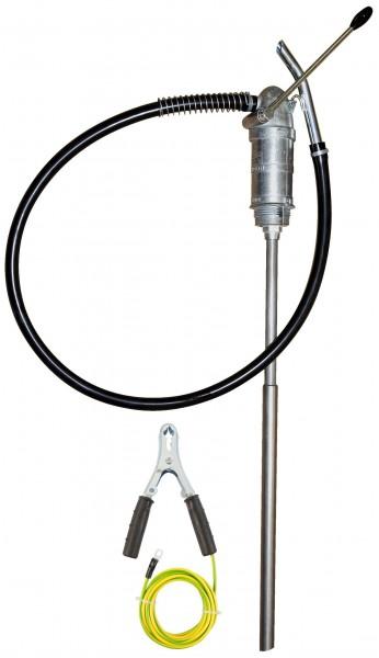 Pompe mécanique pour fût
