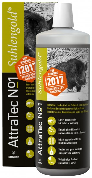 Attratec No 1 Suhlengold Attractant Version 2017
