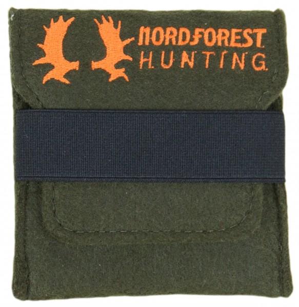 Nordforest Hunting Nadelfilz Patronenetui 5 Kugeln