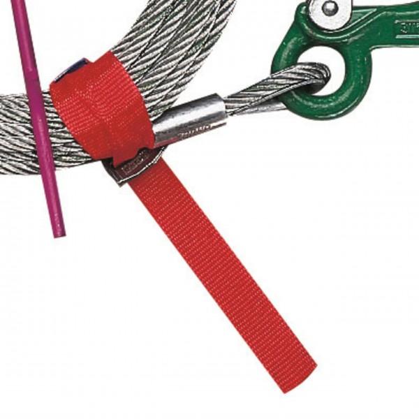 Zurrgurt für Handhaspel und Seil