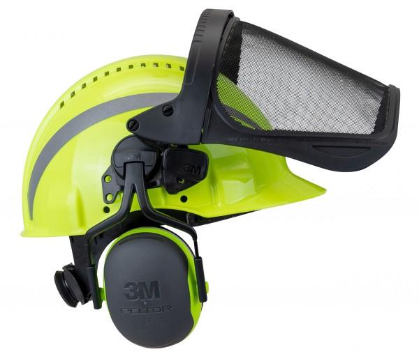Peltor Kopfschutz-Kombination G3000M mit Reflex-Streifen, X4P5E, V5B