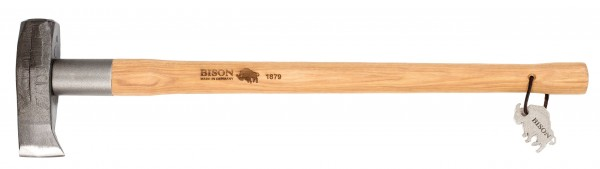 """Replacement Handle for Bison """"1879"""" Splitting Hammer No. 21-508"""