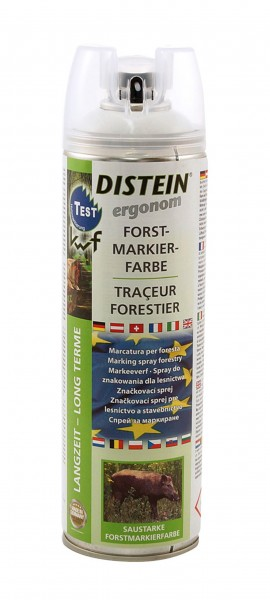 Distein Langzeitfarbe Ergonom für Z-Bäume und Rückegassen