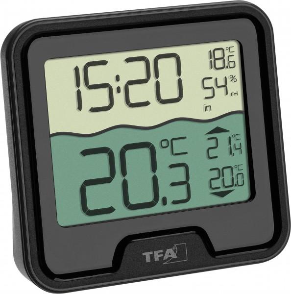 TFA Digitales Funk-Poolthermometer Marbella