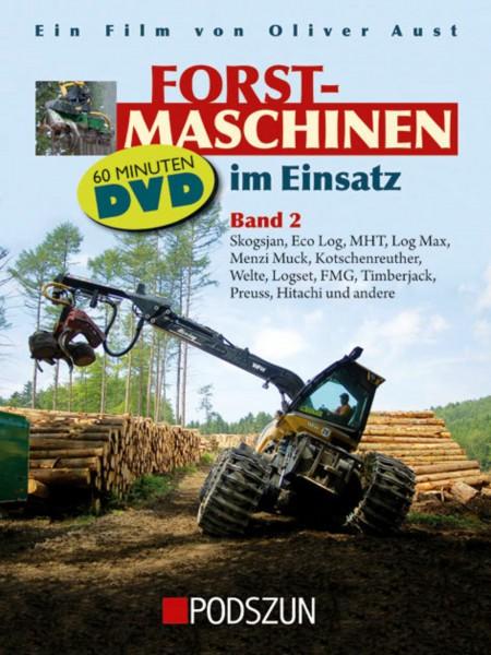DVD Zum Buch Forstmaschinen Band 2 (Art.-Nr. 79-086)