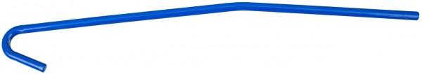 Durchstecknadel blau FTF 8,5, 7,5 mm Ø