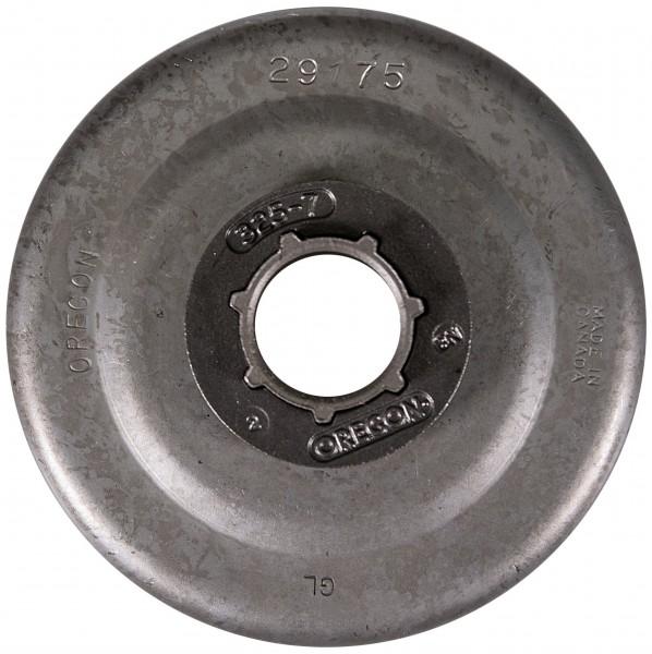 """Pignon annulaire Oregon .325"""", 7 dents, taille du moyeu : petite"""