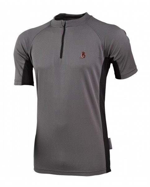 Profiforest Outdoor-Shirt mit kurzem Arm