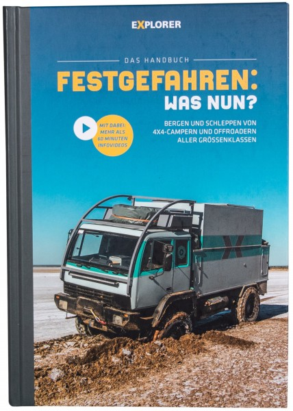 Festgefahren: Was nun? (Stuck Fast. What Now?). Text in German.