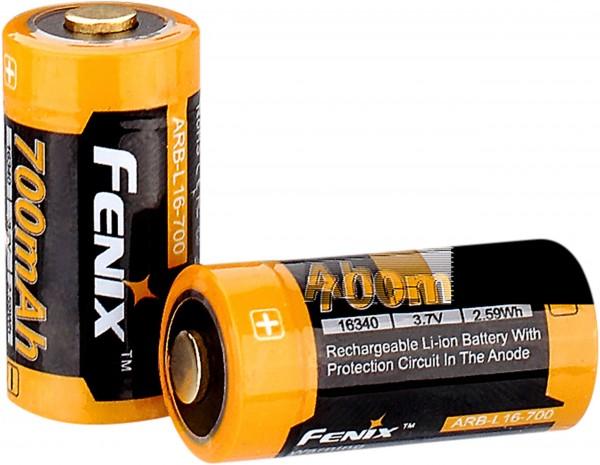 Fenix Li-Ionen-Akku ARB-L-16-700