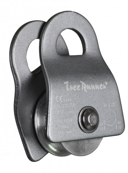Tree Runner Seilrolle klein, 20 kN - EN 12278