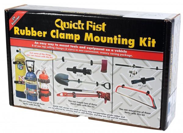 Quick Fist Kit Gummihalterung
