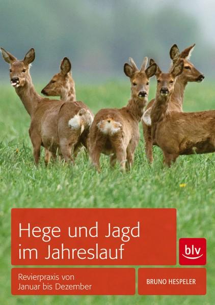 Hege und Jagd im Jahreslauf - Revierpraxis von Januar bis Dezember