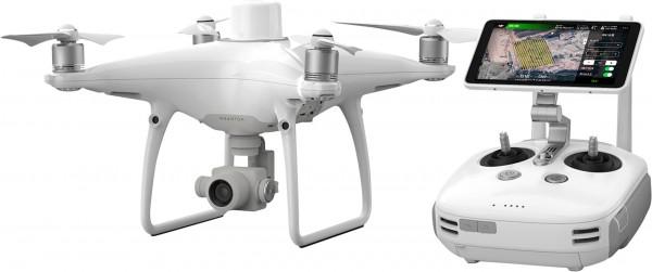 DJI Drohne Phantom 4 RTK D-RTK-2 Mobile Station Combo