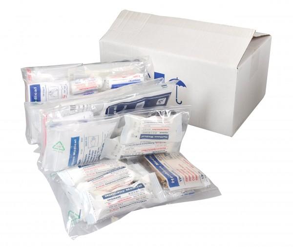 Füllsortiment für Paramedic Wandtasche DIN 13169