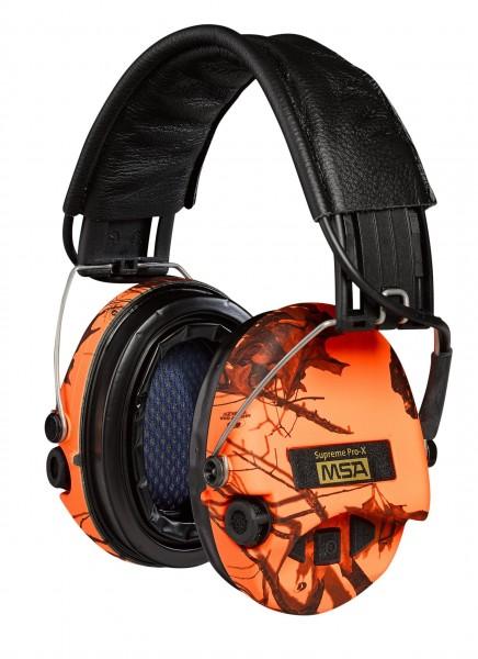 MSA Sordin Gehörschutz Supreme Pro X LED