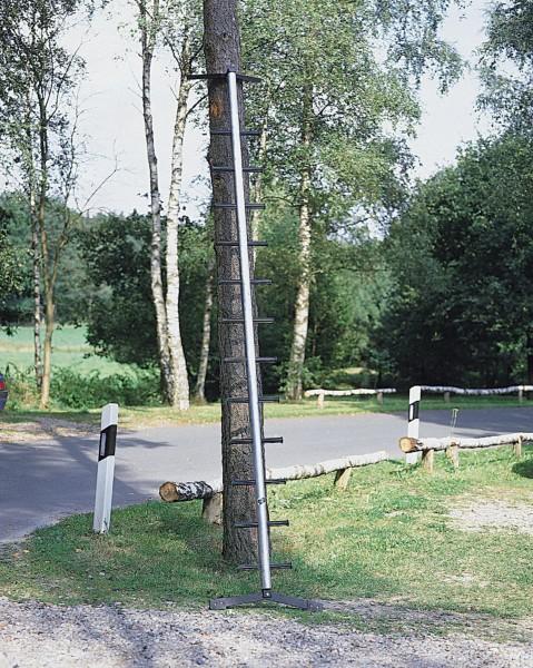 Base for Tirolean Ladder
