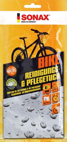 Chiffon de nettoyage et d'entretien pour vélos Sonax