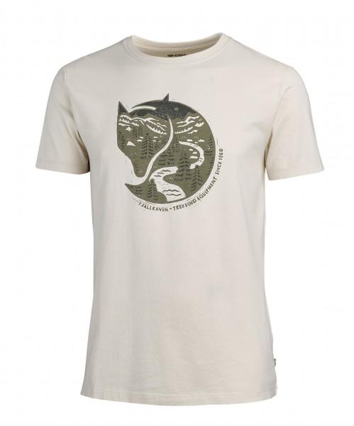 Fjällräven Herren-T-Shirt Arctic Fox